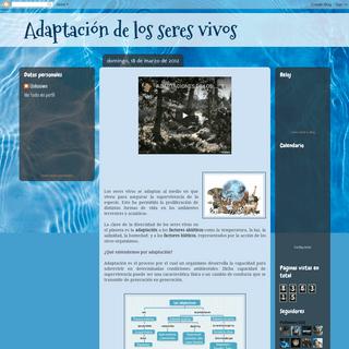 ArchiveBay.com - adaptacion-seres-vivos.blogspot.com - Adaptación de los seres vivos