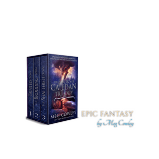Meg Cowley - USA Today Bestselling Fantasy Author
