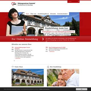 AWO Bildungszentrum Tretenhof - Berufsfachschule für Altenpflege, Altenpflegeschule, Sellbach bei Lahr - AWO Baden