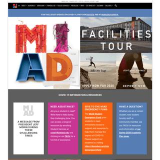 MIAD - Milwaukee Institute of Art and Design