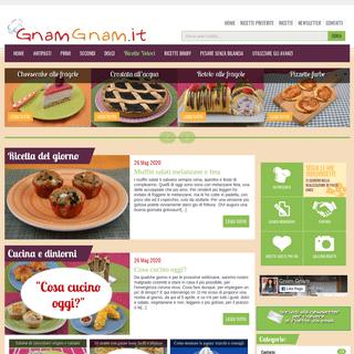 Ricette di cucina di GnamGnam