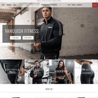 Vanquish Fitness - Active Streetwear
