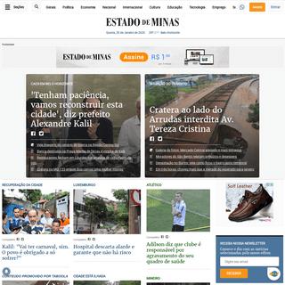 Jornal Estado de Minas - Notícias Online