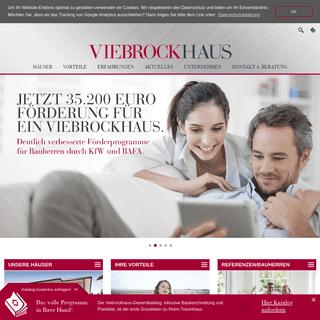ArchiveBay.com - viebrockhaus.de - Bauunternehmen mit Tradition - Viebrockhaus