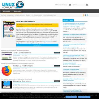 Home - LinuxCommunity