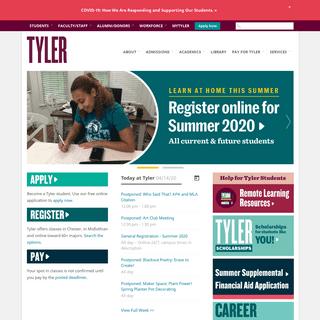 John Tyler Community College - Chester & Midlothian