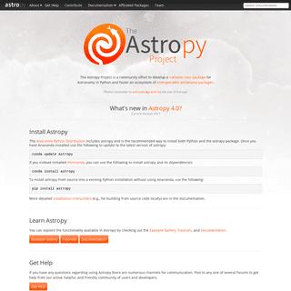 Astropy