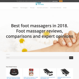 The Best Therapy for Your Feet, Foot Pain Relief - Foot Therapy