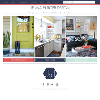 Jenna Burger - Layers of Inspired Style