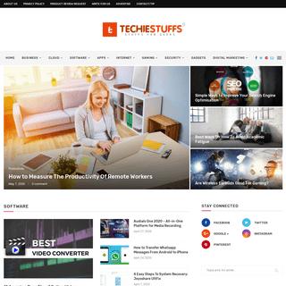 ArchiveBay.com - techiestuffs.com - TechieStuffs – Stuff For Geeks