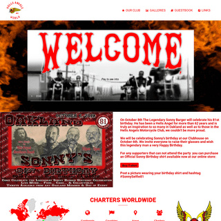 ArchiveBay.com - hells-angels.com - Hells Angels MC World