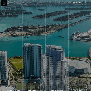 ArchiveBay.com - paramountmiami.com - Paramount Miami Worldcenter - Luxury Condo Tower
