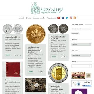 Portada - blog numismatico - Blog Numismatico