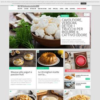 Cucchiaio d'Argento - Le ricette del Cucchiaio d'Argento, i ristoranti, i prodotti e gli itinerari del gusto - Cucchiaio d'Argen
