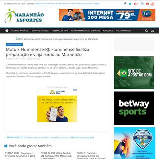 ArchiveBay.com - www.maranhaoesportes.com/moto-x-fluminense-rj-fluminense-finaliza-preparacao-e-viaja-rumo-ao-maranhao/ - Moto x Fluminense-RJ- Fluminense finaliza preparação e viaja rumo ao Maranhão -