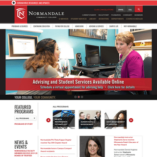 Home - Normandale Community College