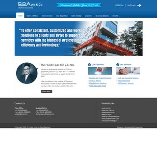 GDA - Audit Assurance and Advisory Services - GDACA.COM