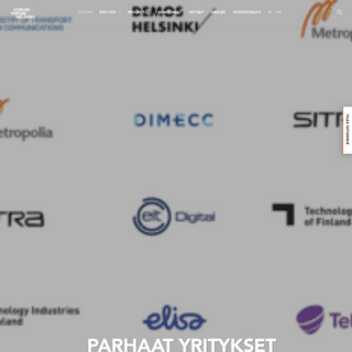 Etusivu - Forum Virium Helsinki