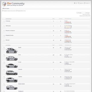 Chevrolet Forum Srbija - iskustva vozača - Index stranica