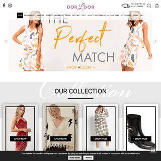 Dor L Dor Womans Clothing Boutique – Dor L' Dor NYC