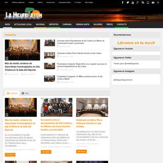 La Higuerita 2.0 – La Web de Isla Cristina
