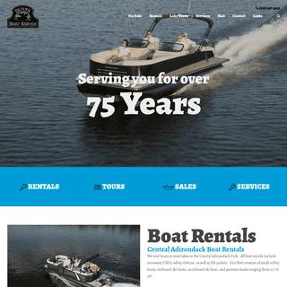 Dunn's Boat Service - Full Service Marina