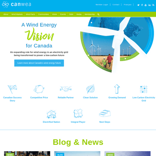 Home - Canadian Wind Energy Association