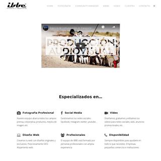 Agencia Ibbe - Agencia de Comunicación en Zaragoza