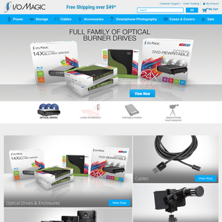 ArchiveBay.com - iomagic.com - I-OMagic - Tech products that solve real-life problems