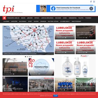 Tomaszowski Portal Informacyjny - tomaszowski.com.pl