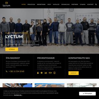 Lyctum – Pravo mesto za prozore, vrata i ogradne sisteme