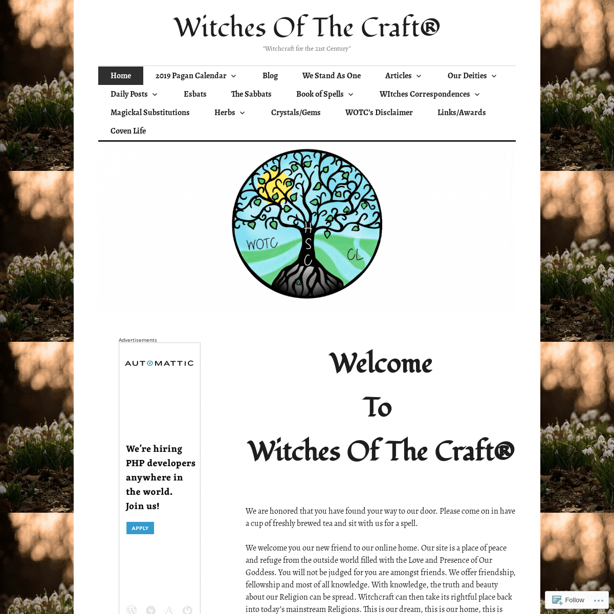 Witches Of The Craft® – -Witchcraft for the 21st Century-