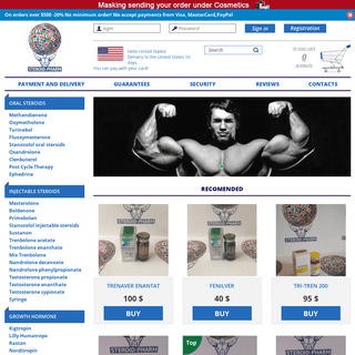 SteroidPharm-. Anabolics for Sale - Buy Steroids USA - Cheap Legal Roids