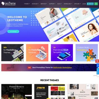 300+ Best PrestaShop Themes - PrestaShop Templates - Theme Membership