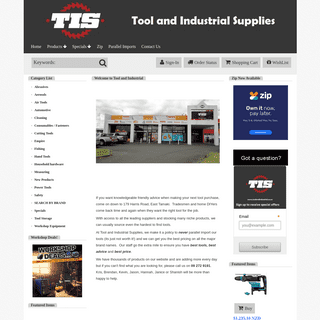 ArchiveBay.com - toolandindustrial.co.nz - Tool and Industrial Supplies