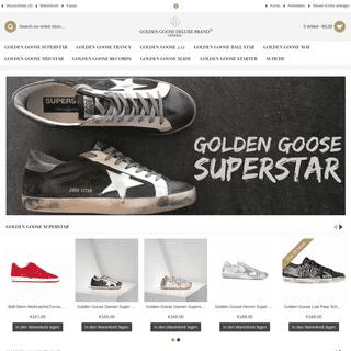 Golden Goose Schuhe Günstig - GOLDENGOOSEDELUXEBRAND.AT
