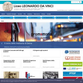 Liceo Leonardo da Vinci Casalecchio di Reno