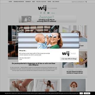 ArchiveBay.com - wijalamama.nl - WIJ à la Mama, hét online mamaplatform