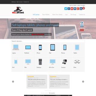 Sell Laptops & Electronics for Cash! - SellBroke