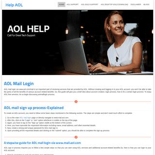 AOL Mail Login - www.mail.aol.com - Aol Sign in - Aol-mail