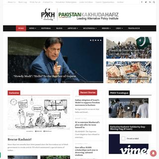 ArchiveBay.com - pakistankakhudahafiz.com - PKKH.tv - A Pakistan centric depiction of the South Asian contemporary affairs