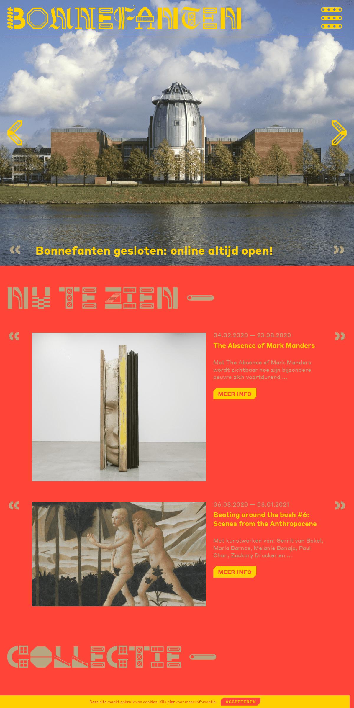 Bonnefanten – Hét kunstmuseum van Limburg - in Maastricht