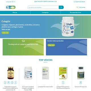 Suplments - Suplementos naturales y plantas medicinales