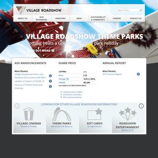Village Roadshow Ltd