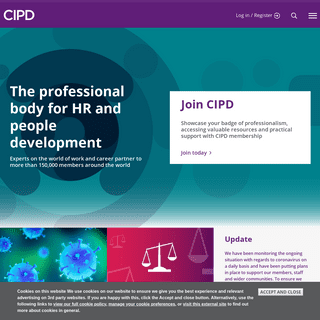 CIPD The Professional Body for Human Resources and People Development