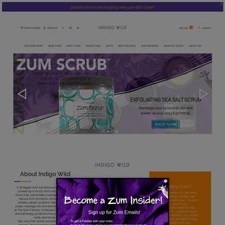 Indigo Wild - Zum Bar Soap, Zum Mist, Zum Clean and so much more!