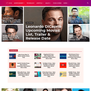 EHotBuzz - Celebrity, Technology, Sports and Lifestyle News Buzz