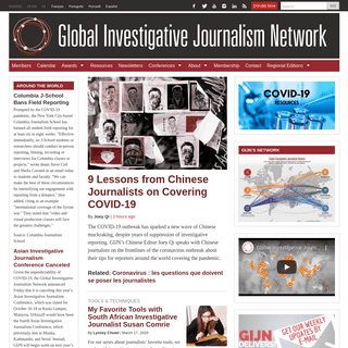 ArchiveBay.com - gijn.org - Global Investigative Journalism Network