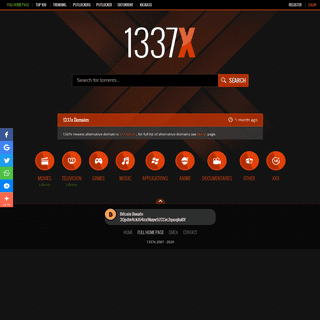 1377x - Download torrents - 1337x.to - 1377x.to