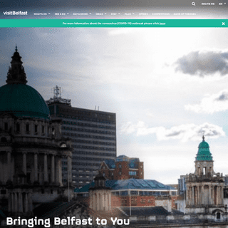 Visit Belfast - Official Belfast Tourist Information - Trips to Belfast UK - Visit Belfast